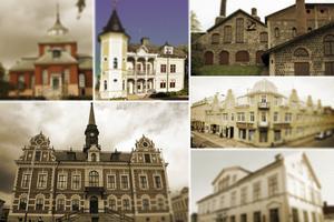 Omröstningen av Hälsinglands vackraste hus blev populär. Rådhuset i Söderhamn stod till slut som vinnare.
