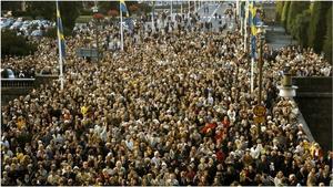 Nyligen blev vi 10 miljoner svenskar, men hur många kan vi bli?