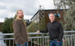 Olof Ahlström och Hasse Bergqvist tycker att man ser