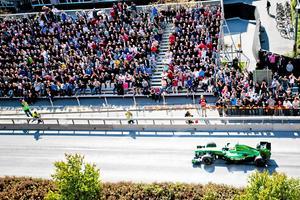 Det stora motorevenemanget Race day lockar tusentals till centrala Örebro. Nästa år hålls arrangemanget den 13-15 september.Arkivfoto: Filip Erlind
