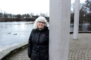 Margaretha Walli överlevde tsunamin. En väninna sa att hon kom hem som ett nyfött barn. Utan tillhörigheter och utan att riktigt veta vad som hade hänt.
