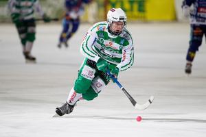 Niklas Gifting är en av VSK:s två uttagna i truppen. Den andre är Rasmus Sjöström.