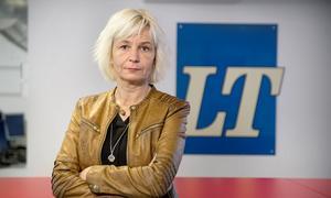 Lillan Hedlund, chefredaktör och ansvarig utgivare LT