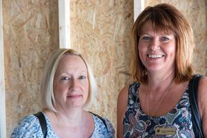 Eva Ståhlberg, chef för äldreomsorgen, och Carina Gardh Nilsson, utvecklare, fanns på plats och kunde svara på frågor.