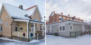 Litsvägens och Hjortens förskolor är två av flera mindre förskolor i Östersund som kan komma att avvecklas. Något beslut har dock inte fattats.