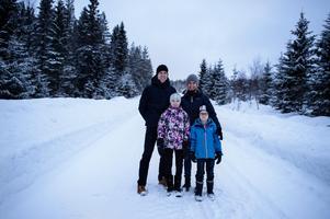 Efter två år som skogsägare är familjen Westman nöjda med sitt beslut.
