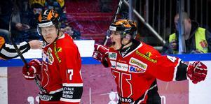 Daniel Viksten och Joel Mustonen. Bild: Johan Bernström/Bildbyrån