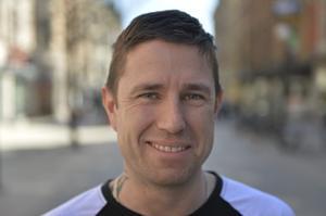 Erik Jonsson, 40, svetsare, Sundsvall.
