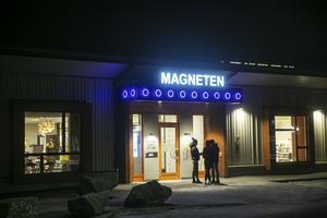 Kulturhuset Magneten i Krokom.