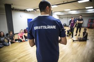 Actic Britsarvet och Britsarvsskolan har ett avtal som gör det möjligt att eleverna får träna på gymmet hela hösten.