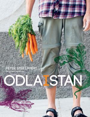 """Peter Streiffert driver företaget Smakbalans där han bland annat håller kurser och föreläsningar om stadsodling och matlagning. Han är nu aktuell med sin senaste bok """"Odla i stan"""" (Blue Publishing, 2019)."""