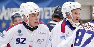 Både Anton Voronchikin och främst Johan Sundquist har producerat poäng för Kalix som dock har gått tungt i serien.