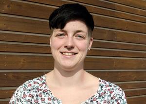 Marie Bohlen, 25, översättare, Hassela