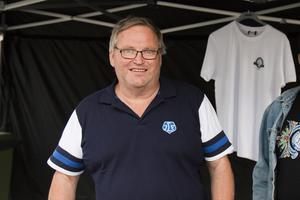 – Det är mycket trevligt att komma till mindre orter, och det är alltid en trevlig tillställning när vi möter Brynäs, säger Christer