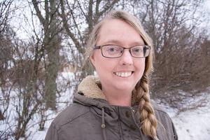 Malin Leifsson, energi- och klimatrådgivare, berättar att nya projekt som