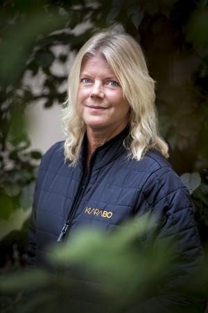 Ann-Catrine Österberg förstår om kraven för att åtgärda lägenheterna upprör, men står fast vid att Klarabo har gjort rätt bedömningar.