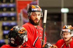 Nick Ebert är en av spelarna som Niklas Johansson för diskussioner med. Amerikanen gjorde succé då han anslöt från KHL i slutet av säsongen.