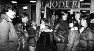 1979 öppnade Östersunds fritidsförvaltning i samarbete med Ope Oden, ett drogfritt disco för ungdomar mellan 15 och 17 år. Diskot var populärt, på premiärkvällen fick ett hundratal unga vända i dörren.