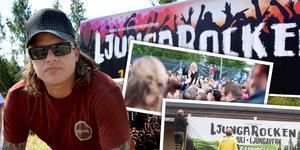 Robert Pettersson berättar att Ljungarocken gör comeback sommaren 2020.