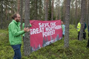 Bild: Christian Åslund/Greenpeace.