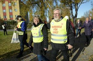 Makarna Elisabeth och Bo Grafström.