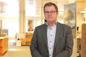Peter Henriksson valdes till nyss oppositionsråd för Moderaterna i Borlänge. Arkivbild. Fotograf: Lina Svalbro