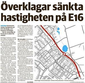 Beslutet överklagades i mars. Nu har länsstyrelsen sagt sitt.  Borlänge Tidning 28 mars.