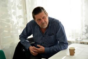 Johans pappa Björn Asplund.