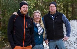 De är ännu inne i en uppstartsfas, men inom några månader uppskattar Micke Heed, Ulrika Munther och Björn Hed att det ska vara full fart på företaget.