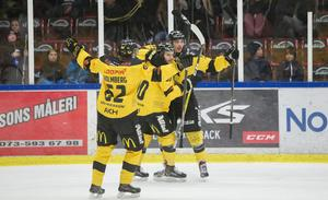 Fredrik Hetta vann VIK:s interna skytteliga under grundserien i division 1 med 23 mål.
