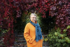 Foto: Karin Wesslén/TT. För Anna Takanen är det viktigt att boken ges ut på finska.