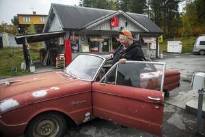 – Permascand i Ljungaverk ska anställa folk, men dit är det fem mil. Nä, allting på den här sidan om Ånge är slut, säger Per-Olof Claesson.