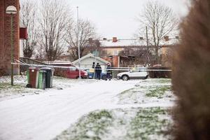 Den 19 november i fjol blev en man huggen i huvudet med en yxa, i Krylbo, Avesta kommun. Nu har en man dömts till tre års fängelse för grov misshandel.