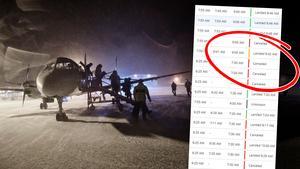 Det har varit en tuff vinter för Nextjet – och deras resenärer, det visar statistik från Flightradar24.
