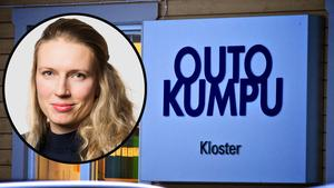 Anna-Lena Gull anställdes i maj som projektledare för Setras investering i en KL-träfabrik.Foto: Setra och Claes Söderberg