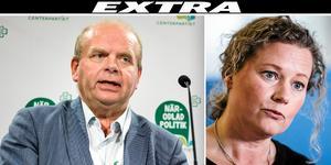 """Tidigare landsbygdsministern och C-toppen Eskil Erlandsson misstänkt för tre fall av sexuella ofredanden. """"Jag har mått jättedåligt"""", säger Camilla Andersson Sparring, en av målsägandena i åtalet. Foto: Pontus Lundahl, Christian Larsen"""