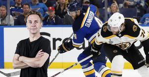 Calle Gunnarssons St Louis Blues hade chansen att säkra mästerskapet på hemmais. Så blev det inte. Nu väntar en avgörande match i Boston natten till torsdag svensk tid.