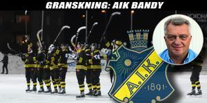Hur agerar förbundet på uppgifterna kring det AIK-kopplade bolaget? Förbundsstyrelsens Stig Bertilsson säger att man just nu