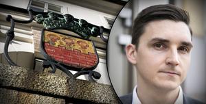 Fotomontage: Mikael Hellsten/Lars Dafgård. Chefsåklagare Kristofer Magnusson väntas fatta beslut om åtal nästa vecka i den så kallade löneskandalen.
