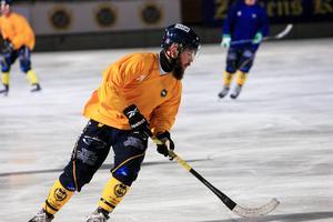 Jonas Enander är klar för spel i IFK Motala.