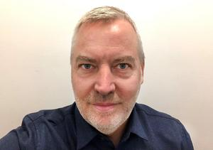John Wallon, enhetschef på regional tillväxt norra Sverige. Foto: Privat