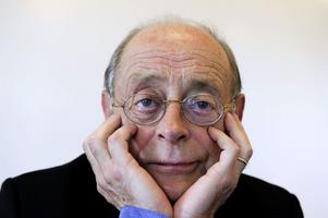 Den italienske författaren Antonio Tabucchi.