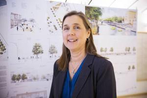 Elisabet Jonsson, Samhällsbyggnadschef i Gävle.