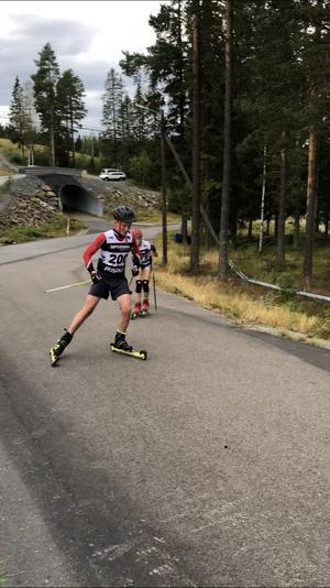 Nils Danneskog, Sundsvall Biathlon