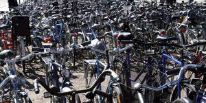Fastighetsbolaget Castellum kommer snart kunna erbjuda cykelgarage till planerad fastighet.