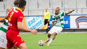 Rinor Nushi är tillbaka till VSK Fotboll på lån från superettaklubben AFC Eskilstuna.