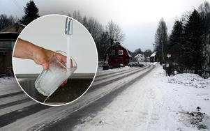 Kommunen har beslutat att rekommendationen till saxdalsbor med kommunalt vatten om att de bör koka vattnet kommer att kvarstå tills vidare. Detta trots att bakterier bara påträffats i ledningen vid förskolan de tre senaste veckorna.  Foto: Torbjörn Granling/LEIF R JANSSON/TT