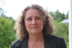Trafikverkets projektledare Kerstin Holmgrens förhoppningar inför kvällen var mycket folk och bra synpunkter.