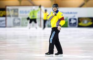 Jacob Hallkvist är tillbaka i elitseriebandyn efter ett sabbatsår förra säsongen.