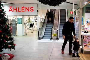 Åhléns varuhus i Prisma-gallerian stängde den 2 september efter 60 år i Härnösand.